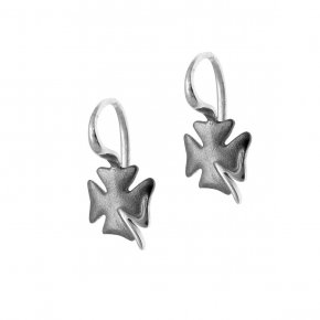 EARRINGS - METALLO