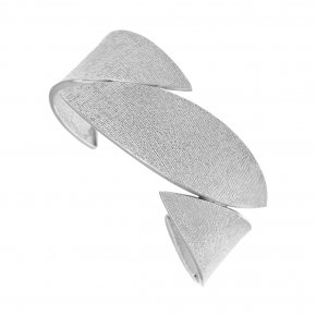 Bracelet in silver 925 rhodium plated - Kyma
