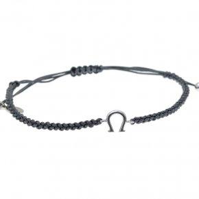 Bracelet in silver 925 rhodium plated - Sirens