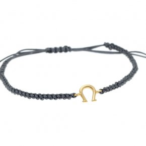 Bracelet in silver 925, gold plated - Sirens