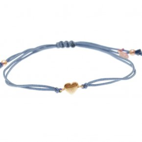 Bracelet in silver 925, pink gold plated - Sirens