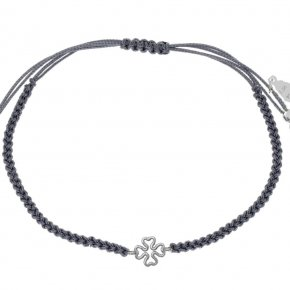 Bracelet in silver 925, rhodium plated - Sirens