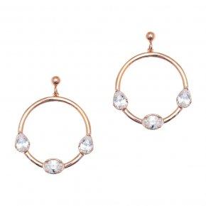 Earrings in silver 925 - Mouses