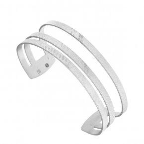 Bracelet silver 925 rhodium plated - Antanaklassis