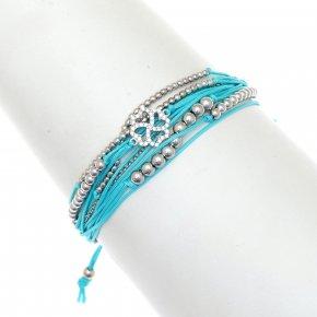 Bracelet Silver 925 White ζιργκον - Aegis