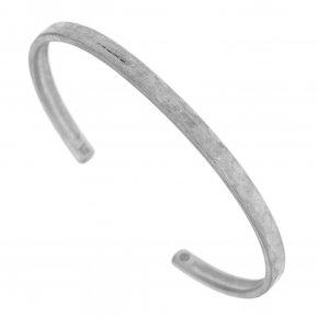 Bracelet silver 925 rhodium plated - My Man