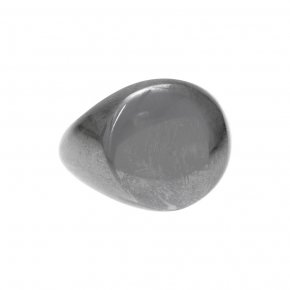 Ring silver 925 black rhodium plate - Nectar