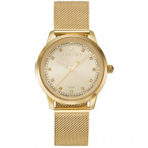 GREGIO Watch Handi Circlet Gold Stainless Steel Bracelet GR110024 - Handi Circlet