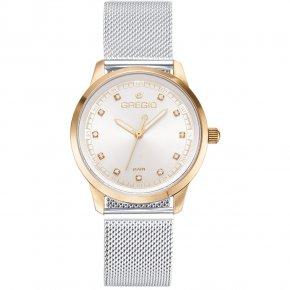 GREGIO Watch Handi Circlet Stainless Steel Bracelet GR110013 - Handi Circlet