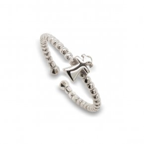 Ring silver 925 rodium plated - Simply Me