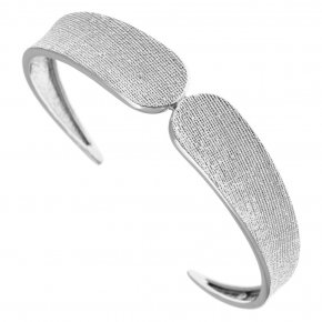 Bracelet in silver 925 rhodium plated - Funky Metal