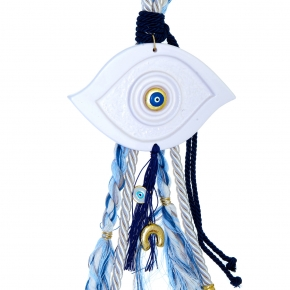 Lucky charm ceramic eye - Wish Luck