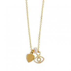 Necklace gold 14 carats - My Gold