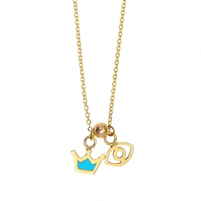 Necklase gold 14 carats - My Gold