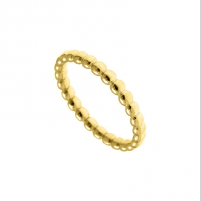 Ring gold 14 carats - My Gold