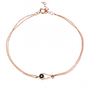 Bracelet gold 14 carats - My Gold