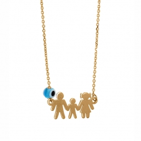 Necklace gold K14 - My Gold