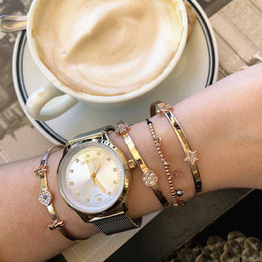 Silver and Gold armparty